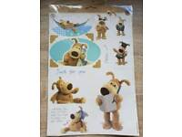 Boofle Die Cut Toppers