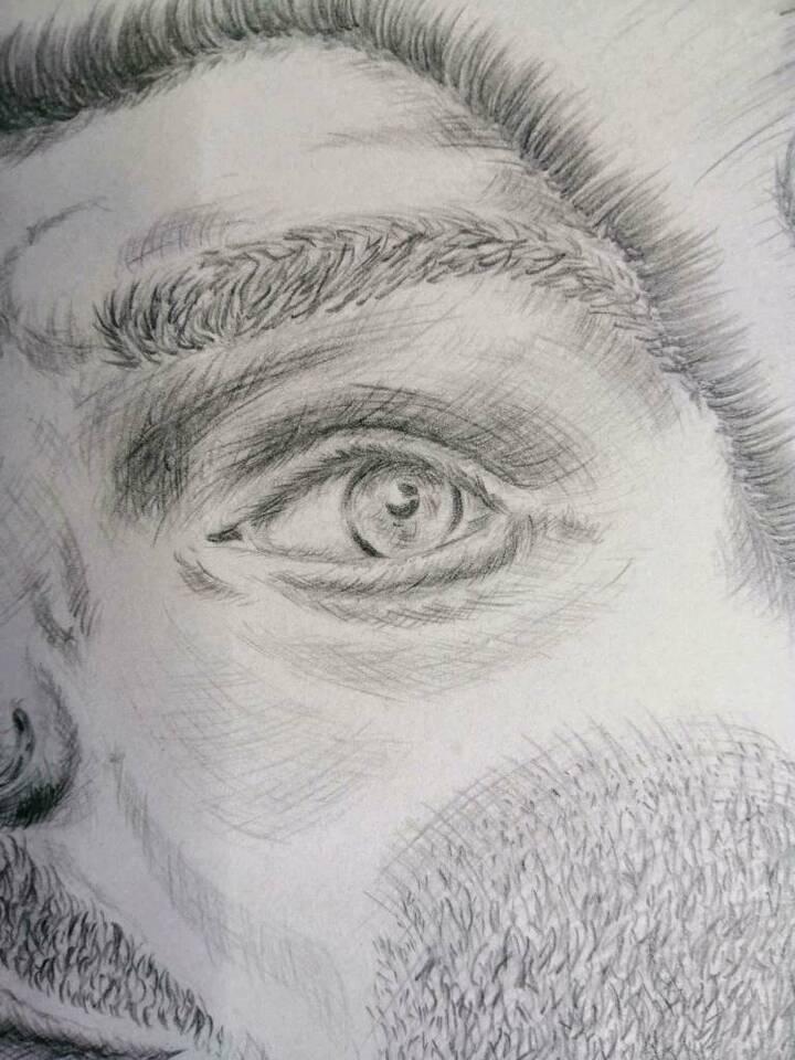 Portrait Zeichnung nach Ihrer Fotovorlage, Geschenk, Bleistift in Koblenz