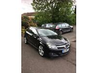 Vauxhall Astra 1.4 sxi 3dr hatchback-black-cheap insurance & tax-part exchange welcome
