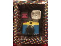 Special edition Diana F+ cymk camera