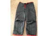 Motorcycle inner trousers