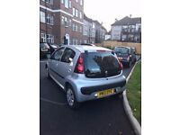 For Sale Peugeot 107 Petrol, 998 CC, Mot Aug. 2018, Silver