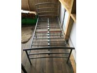 Bed frame metal 190x90