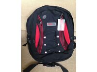 STM Sports Backpack, with laptop protection, unused