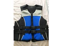 Buoyancy aid jet ski water sports