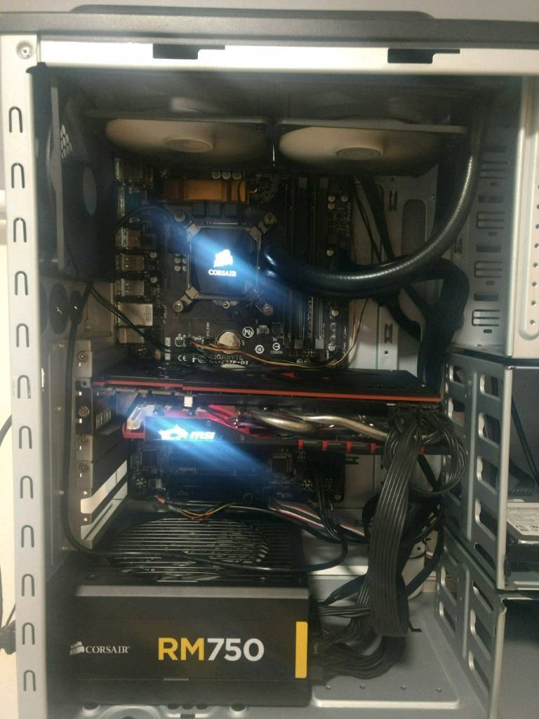 Gaming pc with i5-4690k 3 50 Ghz and MSI GTX 970 4 GB graphics card | in  Leeds, West Yorkshire | Gumtree