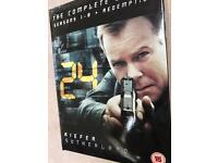 24 DVD box set.