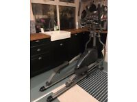 Horizon Fitness Andes 200 Elliptical Trainer Cross Trainer