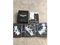 The Dark Knight Blu-ray Trilogy collection edition-batman
