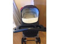 Mamas and papas 3 in 1 travel system