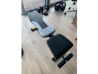 Fitness Folding Workout Bench