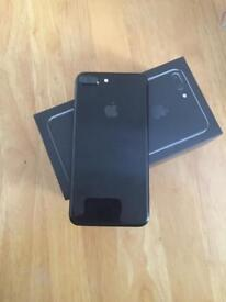 Iphone7 plus 128gb unlocked to all networks