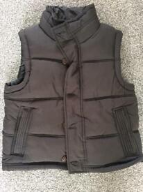 Boys body warmer size 7-8