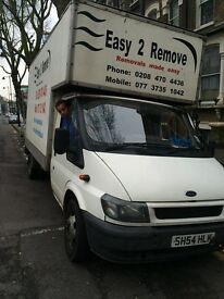 We are a family owned Man and Van removals company operating in London.