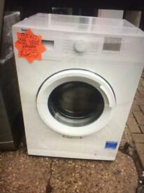 White beko 7kg load washer machine