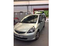 Honda Jazz - currently off the road and needing repairs but has MOT until end of August