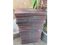 Slates / tiles roof ing. 240 pieces. NEW