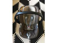 Cybex Aton Q - very good condition - car seat baby carrier