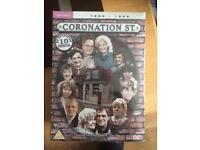 Coronation street DVD box set