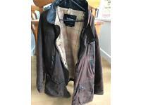 Men's Barbour Bushman Wax Jacket