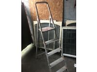 5 Tread Aluminium 6ft Step Ladder - WR