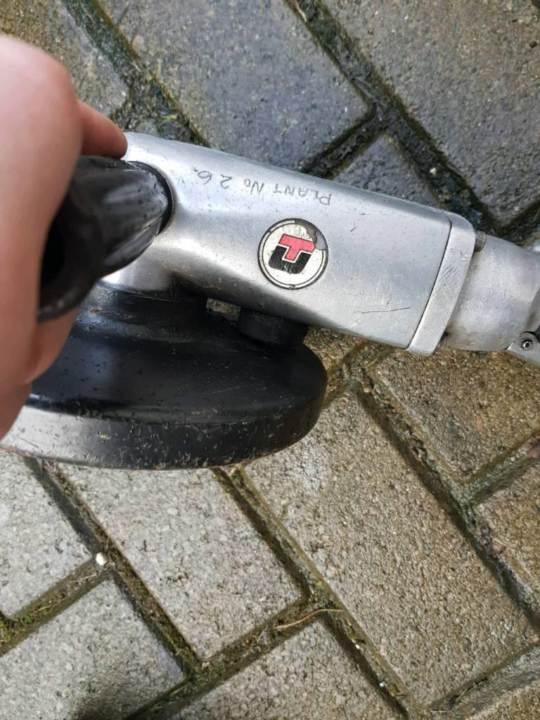 Air grinder