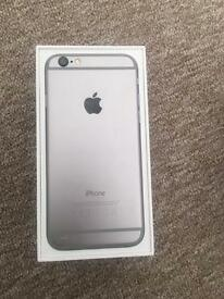 Unlocked iphone 6 space grey perfect condition