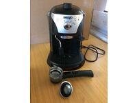 Delonghi Coffee Espresso Machine Latte Cappuccino EC220.CD Traditional Italian