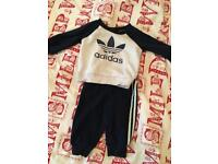 Baby tracksuits
