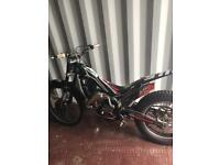 Beta evo 300 trials bike, not gas gas sherco ktm enduro, no swap