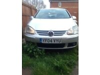 Volkswagen Golf GT TDI for sale