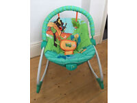 bright starts newborn to toddler seat