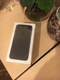 Apple iPhone 7 UK Sim Free 32GB Black