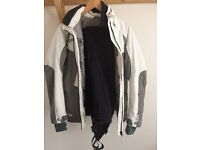 Ladies Size 8 DAINESE - Snow Board/ Ski - Jacket & Trousers