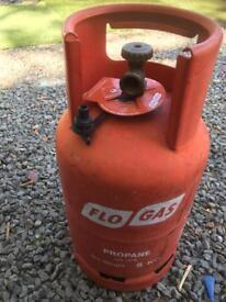 Empty bottle gas 6 kg