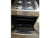 Built in Gas hob and oven