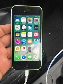 IPhone 5c unlocked 16gb