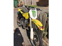 Suzuki rm 85 mint condition fully running not cr kx 60 65 80