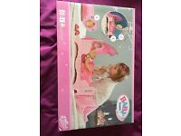 Baby born interactive cot bed brand new