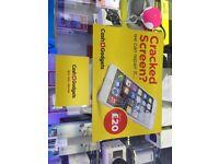 iPhone 6 64GB Silver Unlocked Grade C Condition with warranty!