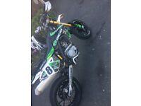 $SWAPS TWO STROKE$$125cc rieju marathon pro smt Yamaha engine