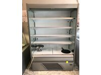 Drinks chiller and ice cream display chiller for sale