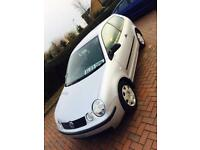 Vw polo 1.2 petrol. Excellent condition