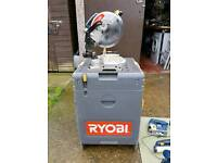 Ryobi Rechargable Saw with Accessories