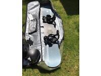 Full Snowboard Kit.