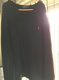 Ralph Lauren jumper used good condition not faded
