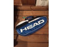 Head tennis racket bag