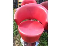 Styling/Barbering Seat