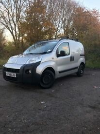 Citroen nemo LX HDI 610 low mileage 42k electric windows MOT until 24 October 2018 good tyres
