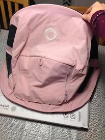 REDUCED!!! Bugaboo Bee soft pink breezy